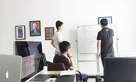 青岛赢智库网络科技有限公司招聘风采